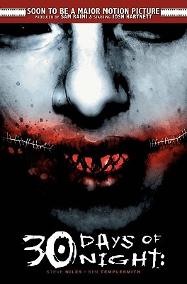 30 Days of Night By Niles, Steve/ Templesmith, Ben (ILT)/ Templesmith, Ben